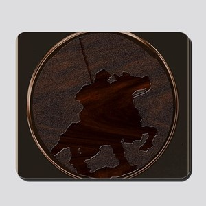 metaleffect border reiver sq Mousepad