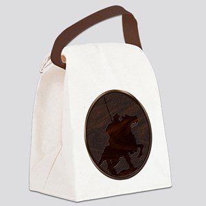 wood reiver Canvas Lunch Bag
