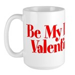 Anti-Valentines Day Large Mug