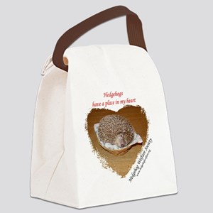 HH in my heart Canvas Lunch Bag