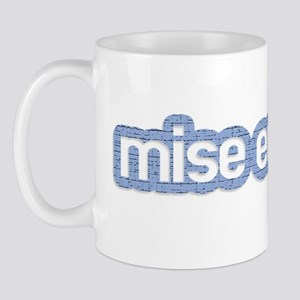 misen_blue Mug