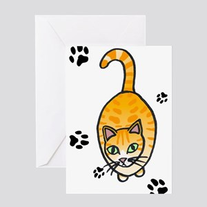 Cat Greeting Cards