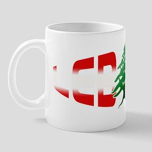 lebanon-arz Mug