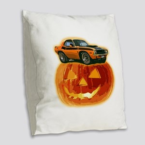 BabyAmericanMuscleCar_70CHLGR_Halloween Burlap Thr