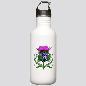 Scottish runner and thistle the brave Sports Water
