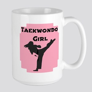 Taekwondo Large Mug