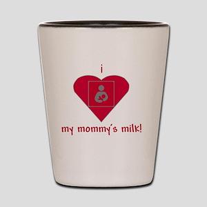 mommysmilk Shot Glass