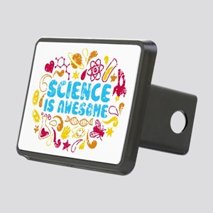 3-science Rectangular Hitch Cover