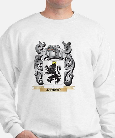 Jarvis Coat of Arms - Family Crest Sweatshirt