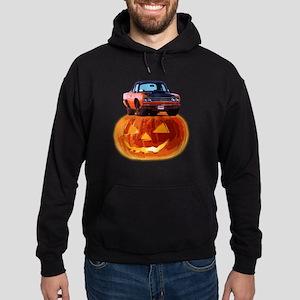 abyAmericanMuscleCar_70RDRunner_Halloween02 Hoodie