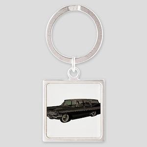 1957 Plymouth Belvedere Sport Suburban Keychains