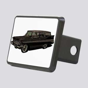 1957 Plymouth Belvedere Sport Suburban Hitch Cover