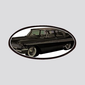 1957 Plymouth Belvedere Sport Suburban Patches