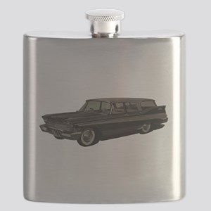 1957 Plymouth Belvedere Sport Suburban Flask