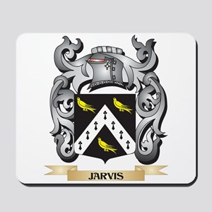 Jaspars Coat of Arms - Family Crest Mousepad