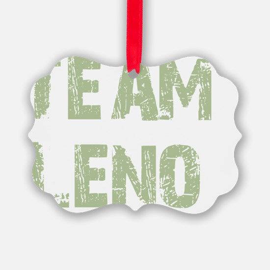 teamlenogreen Ornament