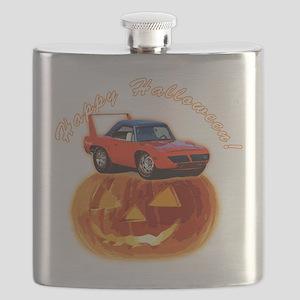 BabyAmericanMuscleCar_70SuperBD_Halloween Flask