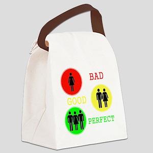 Threesome - MFM Canvas Lunch Bag