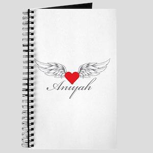 Angel Wings Aniyah Journal