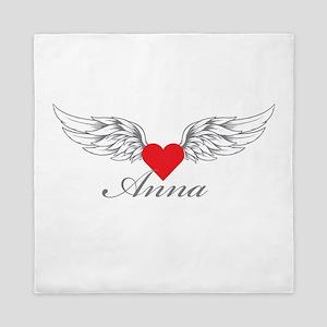 Angel Wings Anna Queen Duvet