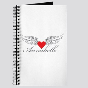 Angel Wings Annabelle Journal