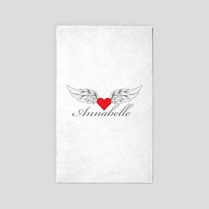 Angel Wings Annabelle 3'x5' Area Rug