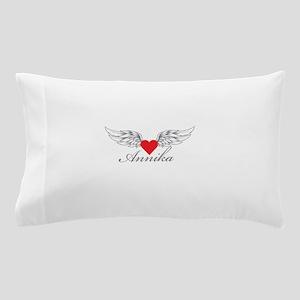 Angel Wings Annika Pillow Case