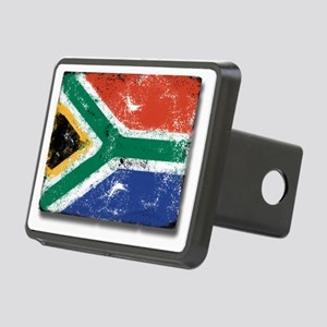 fifa_flag_only_design2 Rectangular Hitch Cover