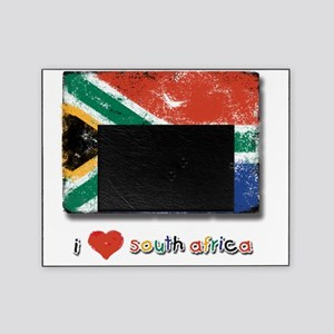 fifa_flag_only_design4 Picture Frame