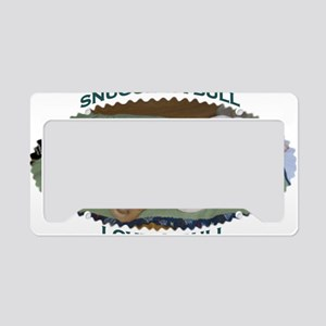 snugabull License Plate Holder