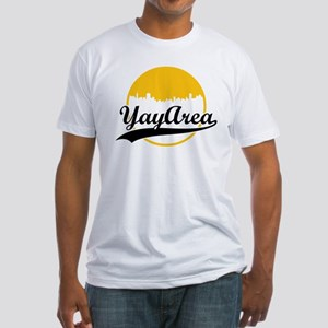 Yay Area Fitted T-Shirt