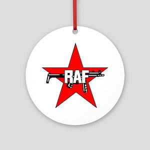 RAF-XL Round Ornament