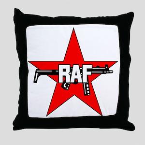 RAF-XL Throw Pillow