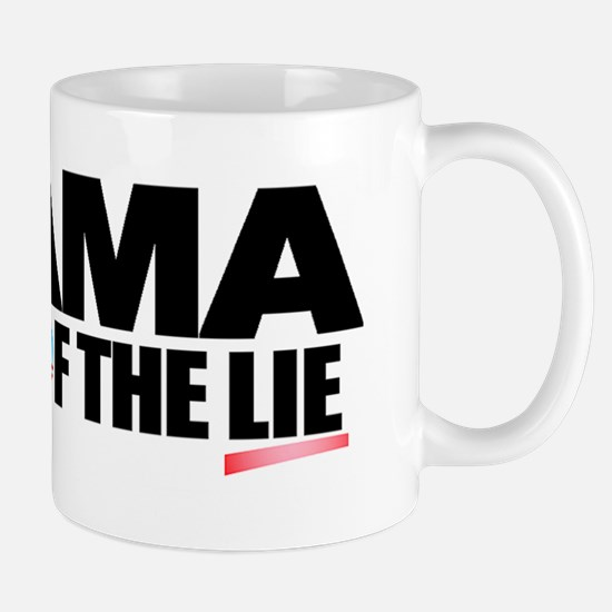 LEADER OF THE LIE-WIDE-BIG Mug