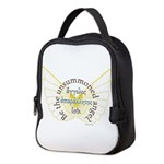 The Unsummoned Angel Neoprene Lunch Bag