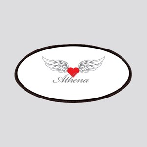 Angel Wings Athena Patches