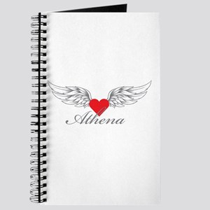 Angel Wings Athena Journal
