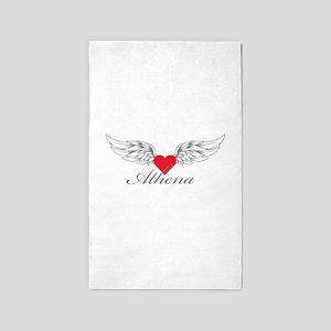 Angel Wings Athena 3'x5' Area Rug