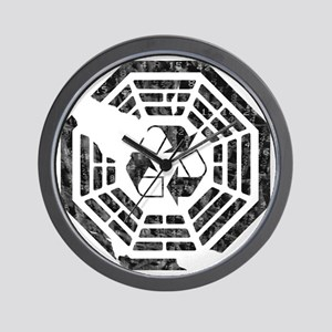 Dharma Recycle Inverted Wall Clock