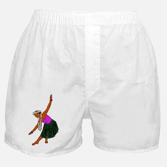 Kaina 9 Inked extracted Boxer Shorts