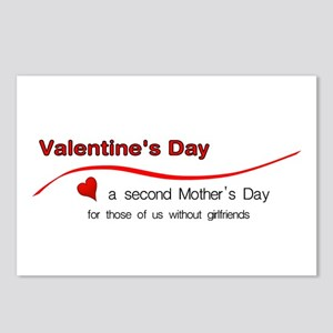 Valentine's/Mother's Day - Fo Postcards (Package o