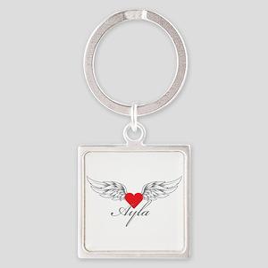 Angel Wings Ayla Keychains