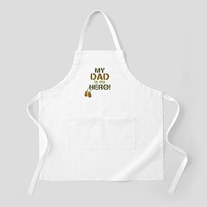Dog Tag Hero Dad Apron