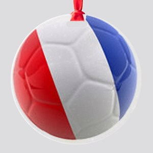 France world cup ball Ornament
