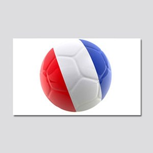 France world cup ball Car Magnet 20 x 12