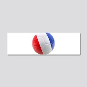 France world cup ball Car Magnet 10 x 3