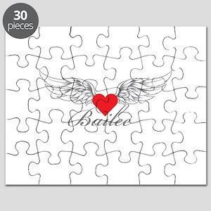 Angel Wings Bailee Puzzle