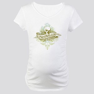urban paintballer Maternity T-Shirt