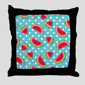flipflops5 Throw Pillow