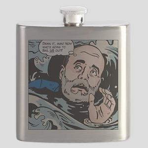 Bernanke drowning Flask